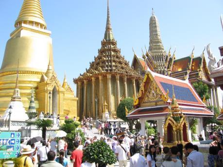 Du khách quốc tế đến Thái Lan khả năng sẽ tăng vọt