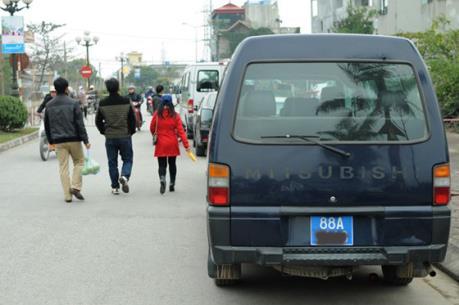 Vĩnh Phúc thu hồi 81 xe ô tô công