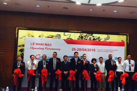 Khai mạc triển lãm Paper Vietnam 2016