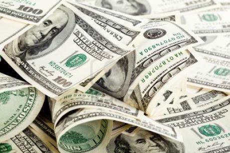 Đồng USD xuống giá trong ngày 26/4