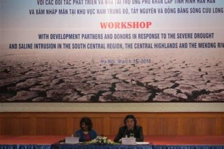 Việt Nam kêu gọi cộng đồng quốc tế hỗ trợ khẩn cấp 48,5 triệu USD ứng phó với thiên tai
