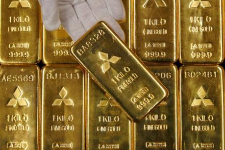 Giá vàng thế giới ngày 26/4 phục hồi nhờ đồng USD yếu