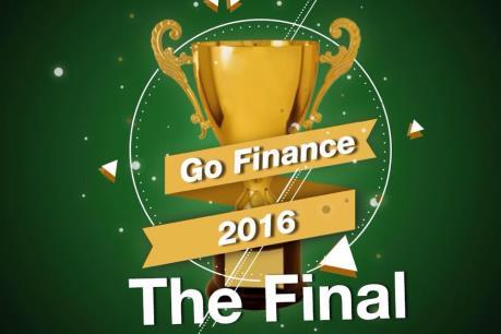 Lộ diện ứng viên nặng ký cho chức vô địch cuộc thi Go Finance 2016