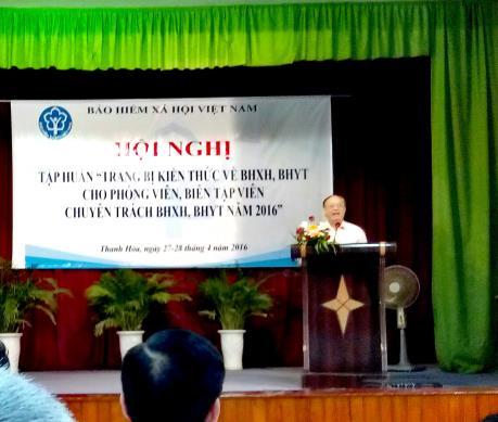 Truyền hình Thông tấn nhận bằng khen của Bảo hiểm Xã hội Việt Nam