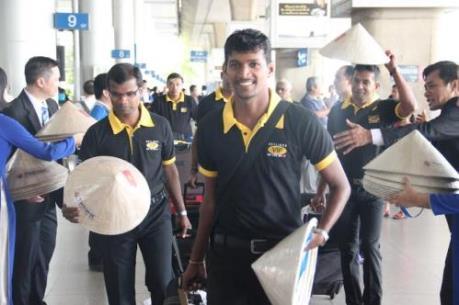 Vietravel đón hơn 200 khách Sri Lanka đến TP.HCM