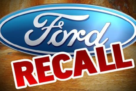 Ford thu hồi hàng trăm nghìn xe tại Bắc Mỹ
