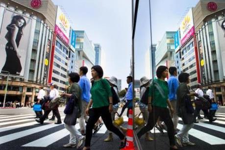 Nhật Bản: Giá tiêu dùng giảm mạnh nhất trong 3 năm