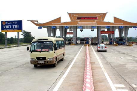Xử phạt BOT Việt Trì vì chặn cầu bằng ụ bê tông