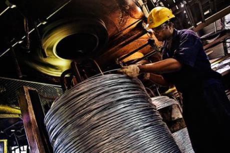 Ấn Độ nằm trong số các nước có giá thép thấp nhất thế giới