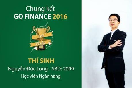 Sinh viên Học viên Ngân hàng trở thành quán quân Go Finance 2016