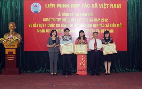 Trưởng Ban Kinh tế TW Nguyễn Văn Bình: Nghiên cứu cơ chế hỗ trợ HTX phát triển