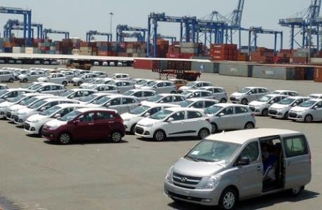 """Sản lượng xe ở nước ngoài của các """"đại gia"""" ô tô Nhật Bản tăng khá"""