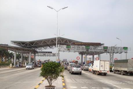 Thử nghiệm thu phí cao tốc Hà Nội - Bắc Giang
