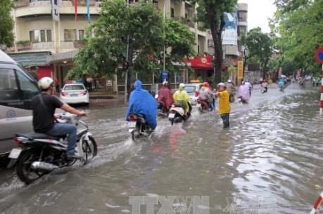 Hà Nội hoàn tất các công trình thoát nước trước mùa mưa 2016