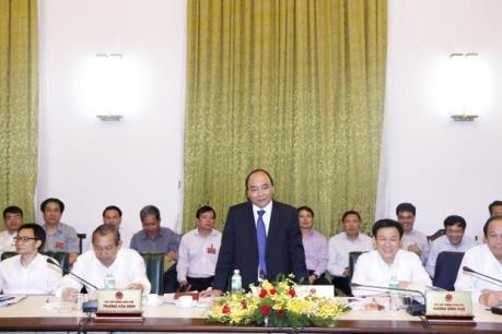 Thủ tướng Nguyễn Xuân Phúc: Thay đổi tư duy để tháo gỡ khó khăn cho doanh nghiệp