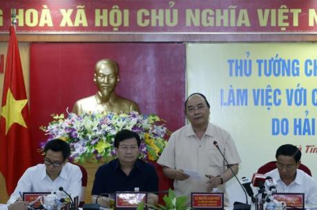 Vụ cá chết hàng loạt ở miền Trung: Chính phủ sẽ kiên quyết xử lý hành vi vi phạm