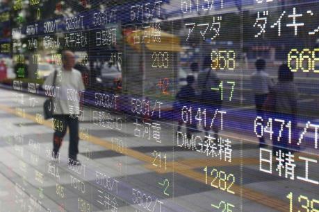 Chứng khoán Nhật Bản mất hơn 3% do đồng yen mạnh
