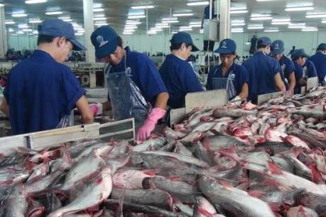Xuất khẩu thủy sản đạt gần 2 tỷ USD