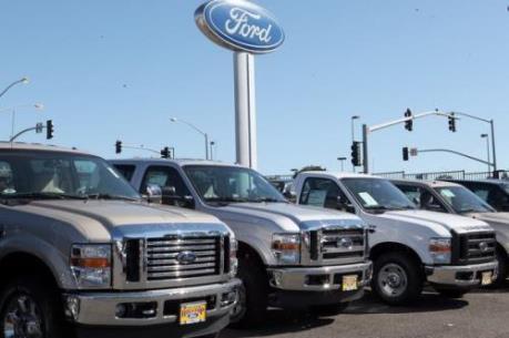 Ford bị phạt 1 triệu USD do không tuân thủ qui định về môi trường