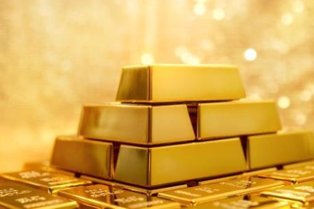 Giá vàng tăng nhờ hỗ trợ của đồng USD yếu