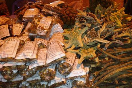 Bắt giữ gần 10 tấn nguyên liệu bào chế thuốc bắc nghi nhập lậu