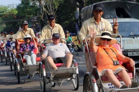 Khách du lịch quốc tế đến Đà Nẵng tăng mạnh