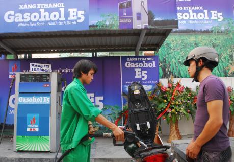 Qũy Bình ổn xăng dầu dư hơn 3.787 tỷ đồng