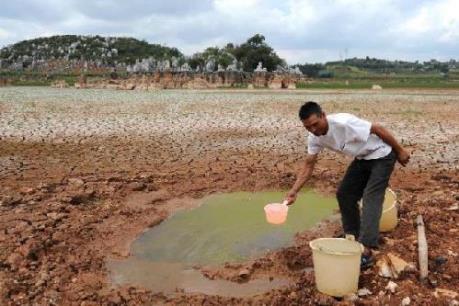 Thiếu nước đe dọa tăng trưởng kinh tế thế giới