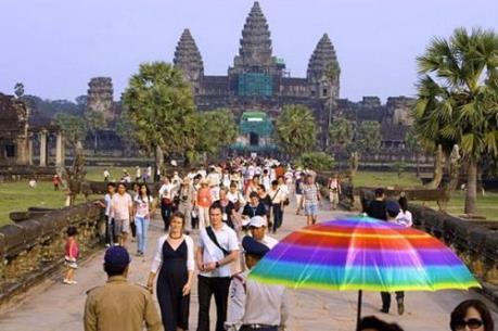 Campuchia sẽ đón 7,5-8 triệu lượt khách quốc tế vào năm 2020