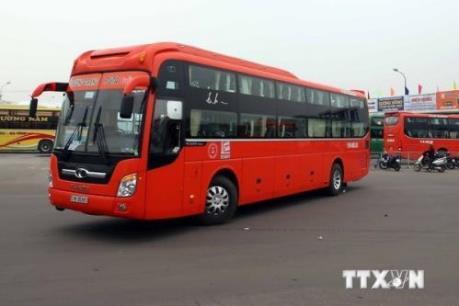 Vụ xe khách và xe du lịch rượt đuổi nhau: Xử lý nghiêm tài xế vi phạm