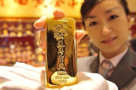 Từ 1/6, Trung Quốc sẽ đơn giản hóa thủ tục xuất, nhập khẩu vàng