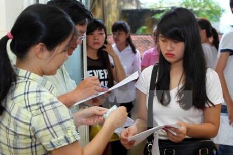 Sáng nay, 70.000 thí sinh thi đánh giá năng lực tuyển sinh vào ĐHQGHN