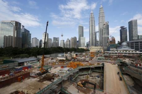 Malaysia hút đầu tư cơ sở hạ tầng đứng thứ hai châu Á