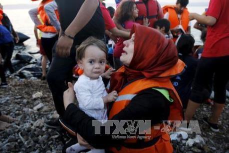 Vấn đề người di cư: Anh sẽ tiếp nhận hạn chế trẻ em từ Syria