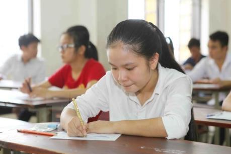 Đại học Quốc gia Hà Nội bắt đầu kỳ thi tuyển sinh
