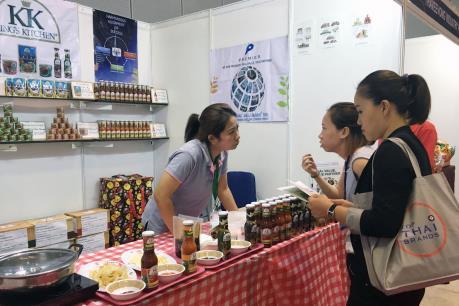 Hơn 170 doanh nghiệp tham gia Triển lãm thương hiệu hàng đầu Thái Lan 2016
