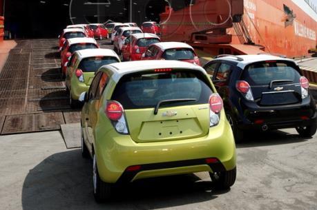Thị trường ô tô Mỹ khởi sắc