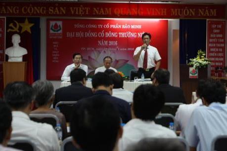 Bảo Minh đặt mục tiêu doanh thu hơn 3.500 tỷ đồng