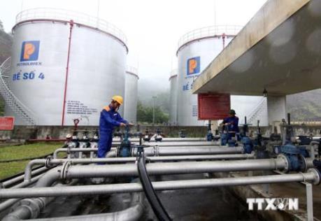 Quỹ bình ổn của Petrolimex giảm tiếp 117 tỷ đồng