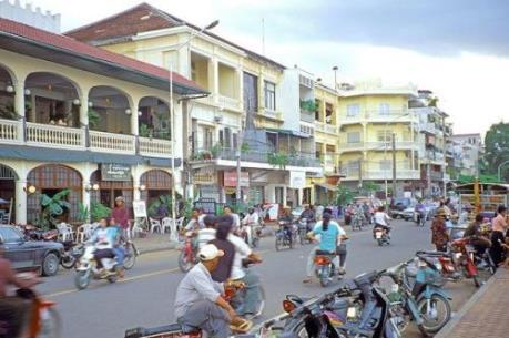 Campuchia thu hút hơn 400 triệu USD vốn đầu tư nước ngoài quý I/2016