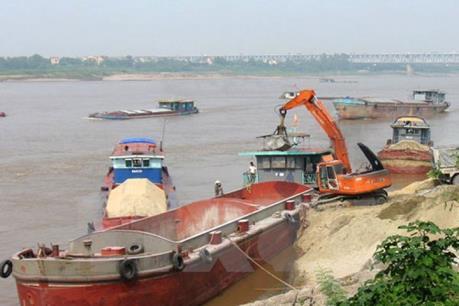 Đề nghị không cho phép DN nạo vét luồng đường thủy để tận thu sản phẩm