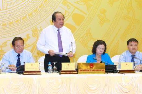 Bộ trưởng Mai Tiến Dũng: Việt Nam chưa có kinh nghiệm xử lý vụ cá chết tại miền Trung