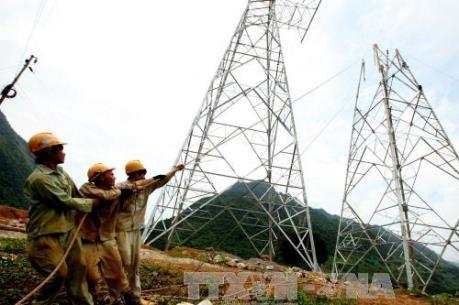 Khắc phục xong sự cố đổ cột 500kV đường dây 500 kV Quảng Ninh - Hiệp Hòa