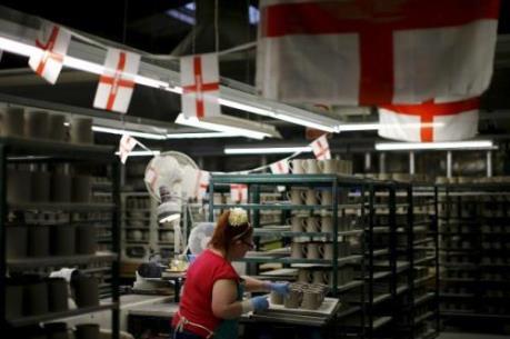 Tăng trưởng kinh tế Anh có dấu hiệu chững lại