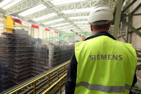 Lợi nhuận của Siemens sụt giảm trong quý I/2016