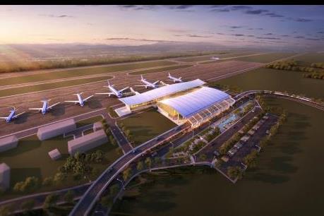 Cảng hàng không quốc tế Cát Bi tạm ngừng khai thác bay để sửa chữa lún nứt