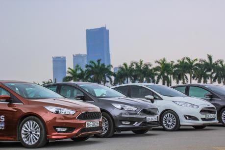 Ford Việt Nam khởi động chương trình lái thử xe