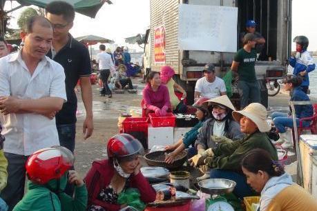 Ngư dân Nghệ An vãn gặp khó trong khâu tiêu thụ sản phẩm