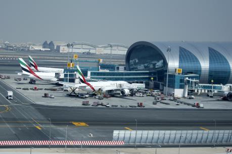 Các hãng hàng không Trung Đông dẫn đầu tốc độ tăng trưởng toàn cầu