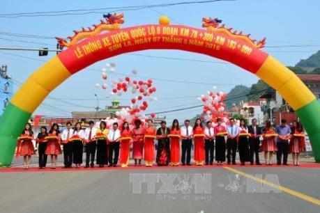 Thông xe tuyến QL6 trên địa phận tỉnh Hòa Bình và Sơn La